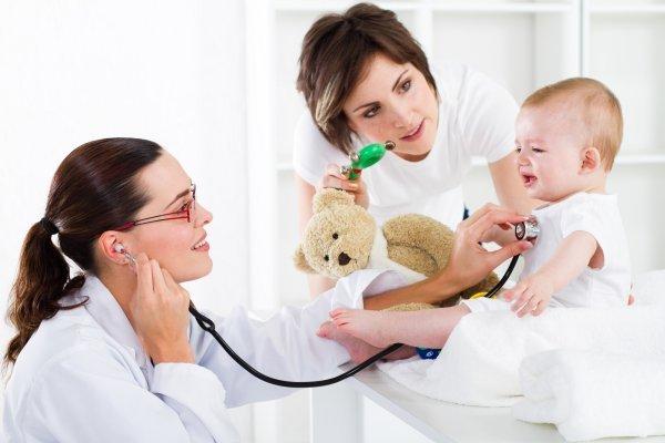 Эндокардит у малыша