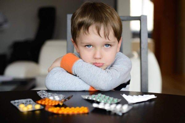 Курс лечения для ребенка