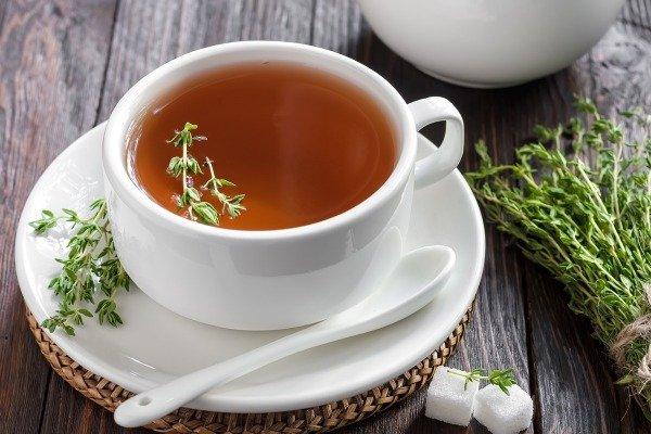 Свойства чая из чабреца