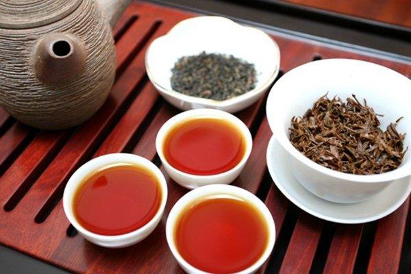 Чаи на основе трав при гипертонии