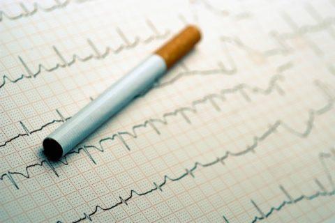 Аритмия от курения