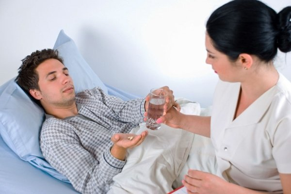 Прием таблеток при головокружении