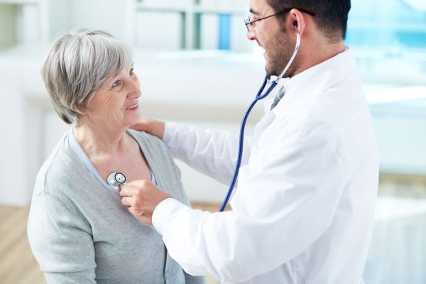 Диагностика гипертонии в медицинском учреждении