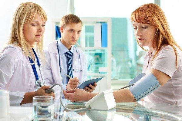 Диагностика диастолической гипертензии