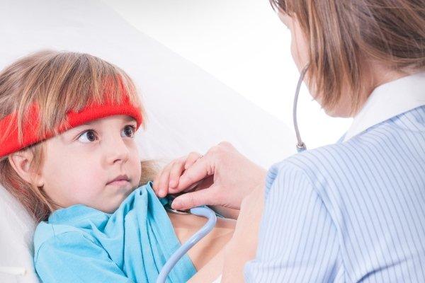 Неревматический миокардит у детей