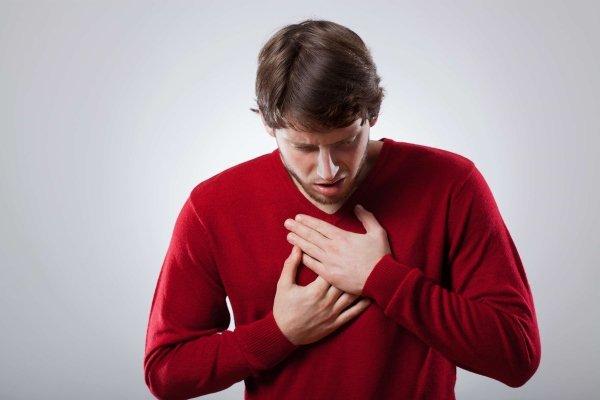 Симптомы аллергического миокардита