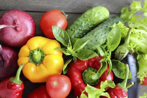 Овощи при миокардите