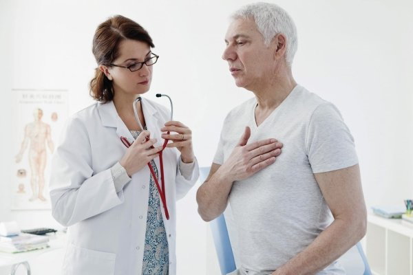 Осложнения аллергического миокардита