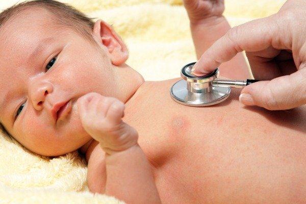 Исследование малыша