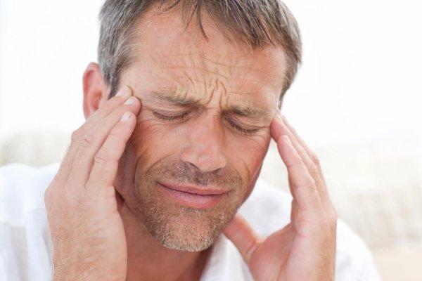 Боль при микроинсульте