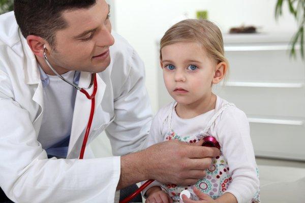 Синусная тахикардия у ребенка