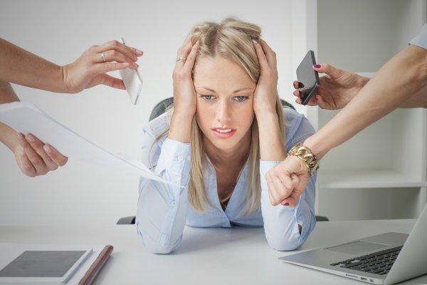 Стрессовые нагрузки