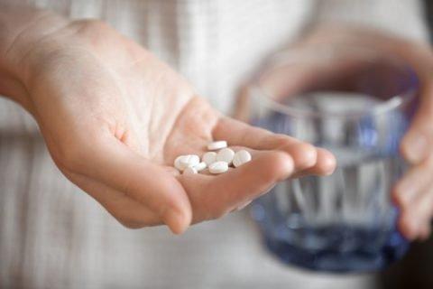 Таблетки от гипотонии