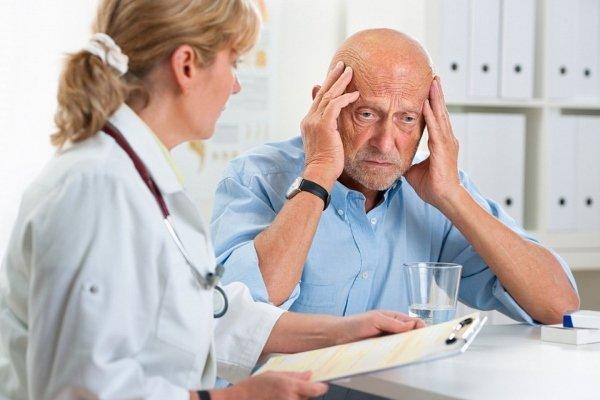Галлюцинации после инсульта