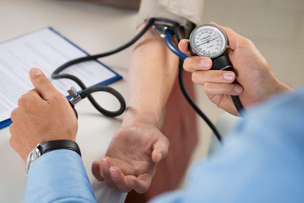 Скачки артериального давления у пожилых