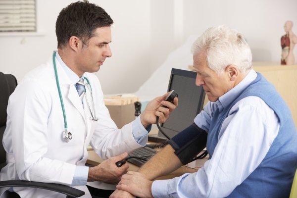 Гипертония у пожилых людей - лечение и её основные принципы