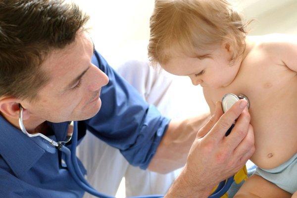 Детский миокардит
