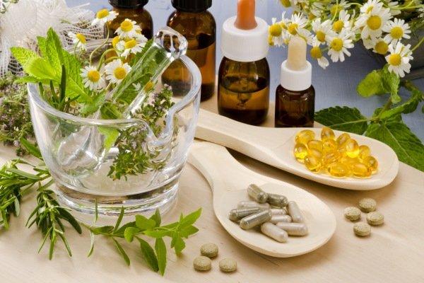 Народные средства и медикаменты