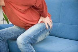 Симптомы костного инфаркта