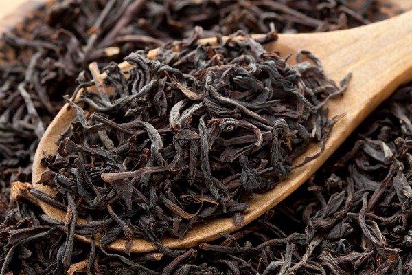 Листовой черный чай