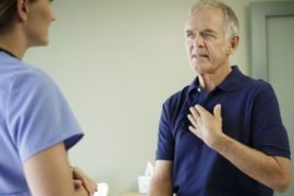 Аневризма у пациента