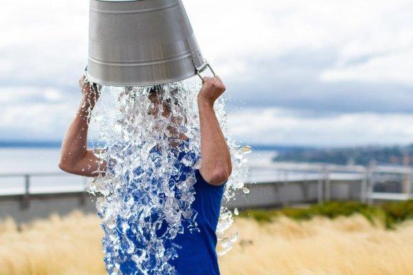 После обливания холодной водой болит голова
