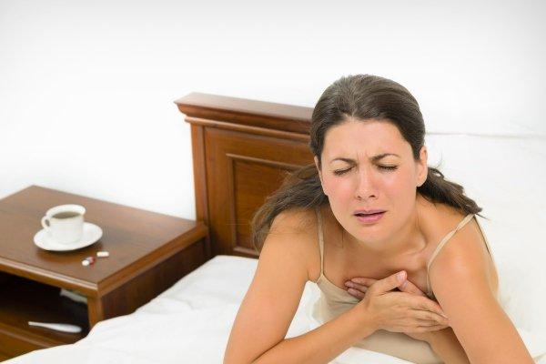 Симптомы ночной тахикардии