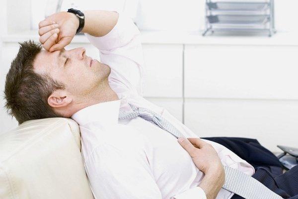 Симптомы ортостатической гипотензии