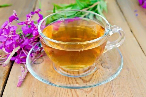 Настой Иван чая