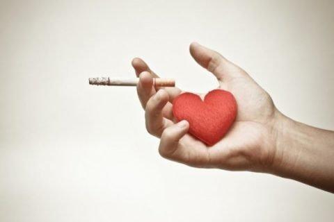 Сигареты и сердце