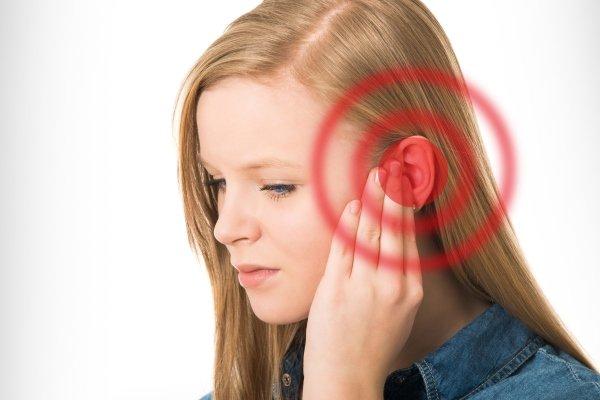 Лечение шума в ушах