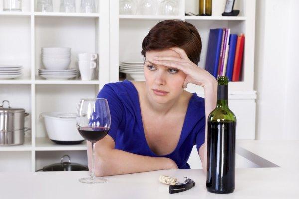 Вино при гипертонии