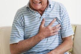 Боль при стенокардии