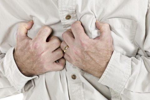 Симптомы инфаркта легкого