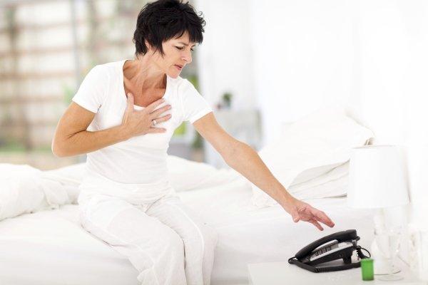 Симптомы перикардита после инфаркта