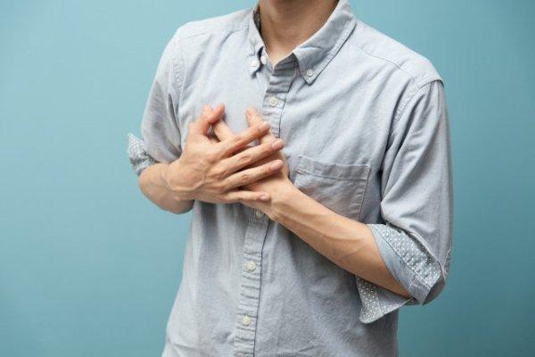 Боли при инфаркте