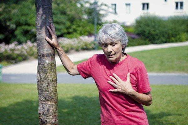 Симптомы микроинфаркта