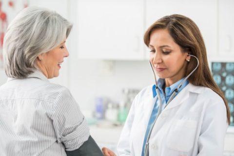 Скачки давления при стенокардии