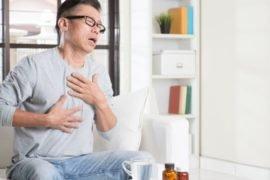 Лечение стенокардии дома