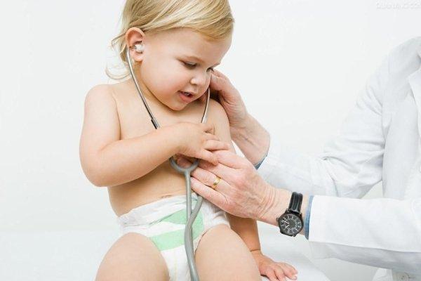 Почему у ребенка болит сердце