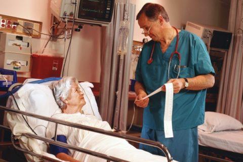 Аритмия в пожилом возрасте