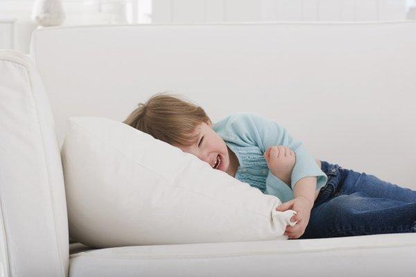 Боли в сердце у ребенка