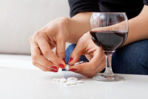 Эналаприл и алкоголь