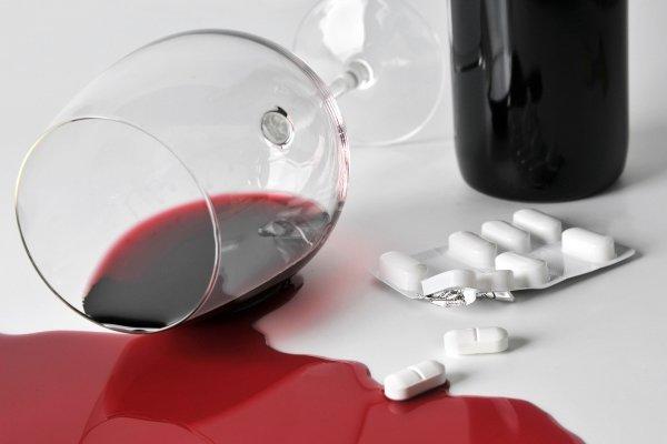 Эналаприл с алкоголем последствия