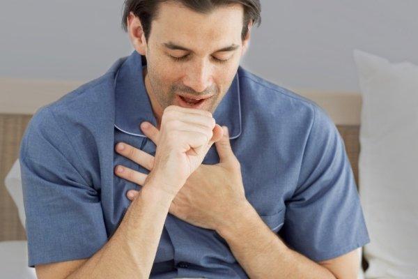 Боль в сердце и кашель