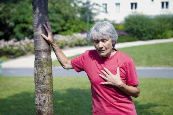 Помощь при пароксизме мерцательной аритмии