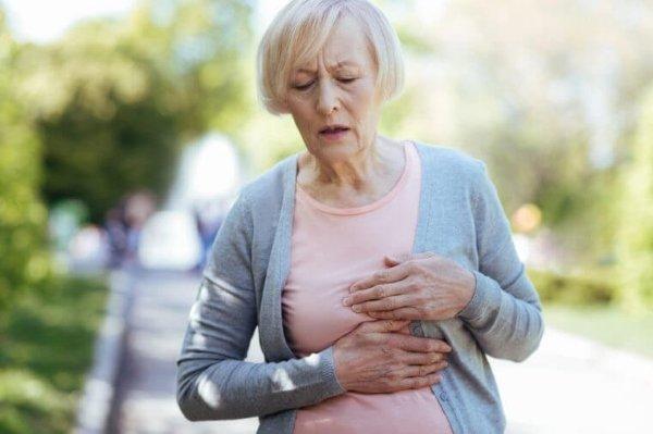 Как инфаркт переносят на ногах