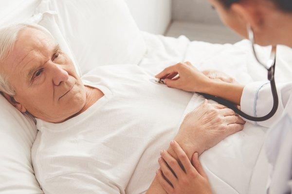 Наблюдение врача при передозировке
