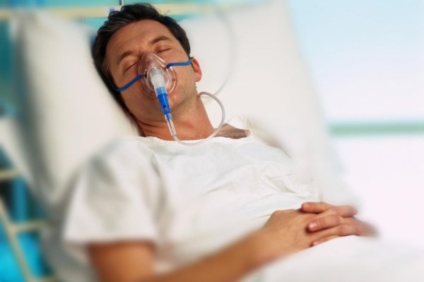 Пневмония после инсульта