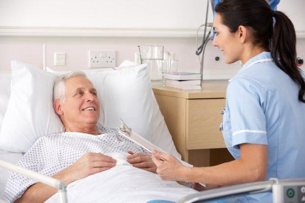 Роль медсестры при инфаркте миокарда